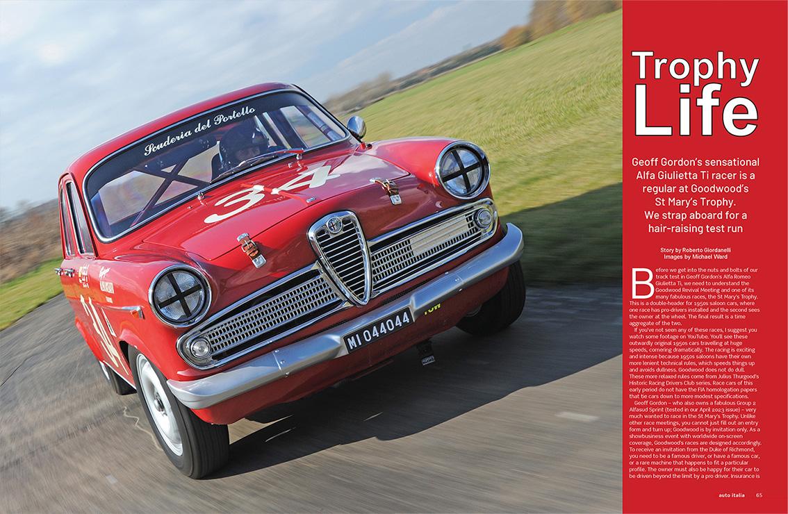 Auto Italia Magazine Italian Automobile Design Ferrari Alfa